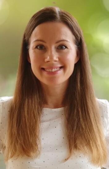 STORE FORSKJELLER: Birgitte Kaufmann Olsentror at hvor mye man kjenner på kroppspress vilendre seg ut ifra hvor man er elev og hvilke lærereman har.