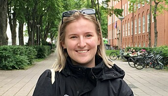 Nora Skjevik er ny i byen.