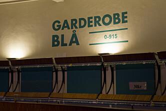 <b>MER PLASS: </b>Når nybygget står klart trenger Samfundet mer garderobeplass.<b><br> </b>