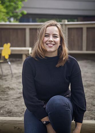 <b>LEDER I SIT:</b> Sofie Bergstrøm begynner nå på siste året på master i arbeids- og organisasjonspsykologi. Hun er nåværende styreleder i Sit og aktiv i studentpolitikken.