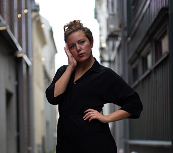<b>UTDANNELSE: </b>Trønderens fascinasjon for standup begynte da hun tok en master i drama- og teaterkommnikasjon