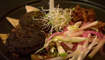 <b>NORDISK:</b> Den nordiske falafelen er søskenbarnet til den midtøstenske matretten.