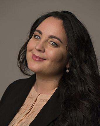 <b>LANGSIKTIG:</b> Kristine Rensvik Viddal Tror at man må fokusere på kjønnsroller i yrkessammenheng fra tidlig av i oppveksten.