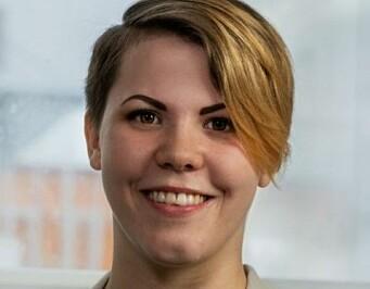 Cecilie Bjørnsdotter Raustein ble valgt inn i Studenttingets kontrollkomité.
