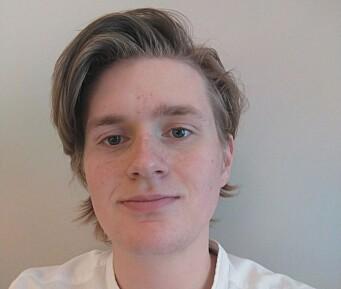 Tom André Helvig, ny studentrepresentant til AU, ønsker å arbeide for å få studenter ut i næringslivet.