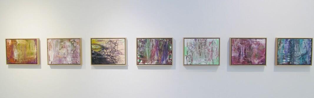 Utstillingen er helhetlig og kompleks, og kunne vært et enkeltverk i seg selv.