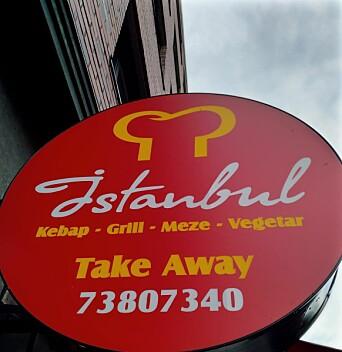 <b>KINGSIZE: </b>Store porsjoner: På Istanbul Döner Chef får du en prosjon kebab som metter og mere til.