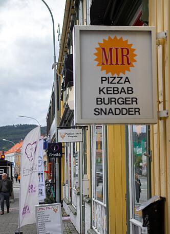 <b>MER FYLL:</b> Kebaben ved Mir Kebab var en positiv opplevelse smaksmessig, selv om våre anmeldere ønsket mer grønnsaker