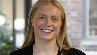 <b>UVITENDE:</b> Selma Danbolt Einarsen fikk ikke reist på utveksling i høst, og vet derfor ikke hva hun gikk glipp av.