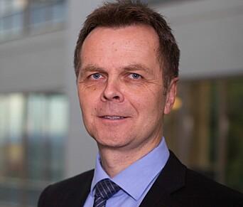 <b>GOD KONTROLL</b>: Direktør ved BI i Trondheim Asgeir Opland presiere at BI har kontroll på smitteutbruddet.