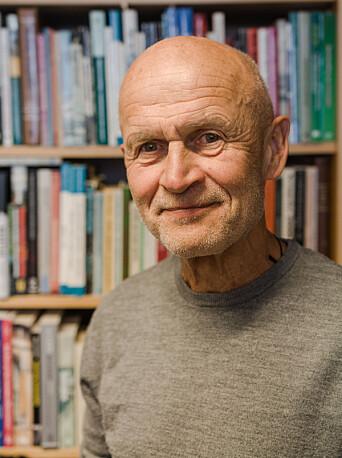 <b>SER POTENSIAL:</b> Terje Skjeggedal, professor i by- og regionplanlegging ved NTNU har stor tro på alternative boformer.