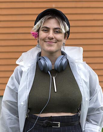 <b>PÅ AGENDAEN:</b> Mia Helene Engeskaug er klar for å bruke den neste måneden til lobbying.