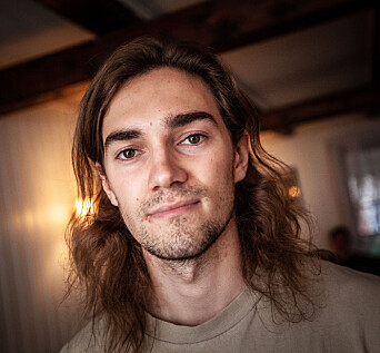 <b>UTFORDRENE FASE: </b>Trommeslager Håvard Wahl innrømmer at det er en større planleggingsprosess å dra på turné som uavhengig band.