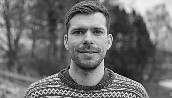 <b>Kjøtt som en del av kulturen:</b> Marius Korsnes forsker på hvordan kjøtt er forankret i norsk kultur og matvaner.