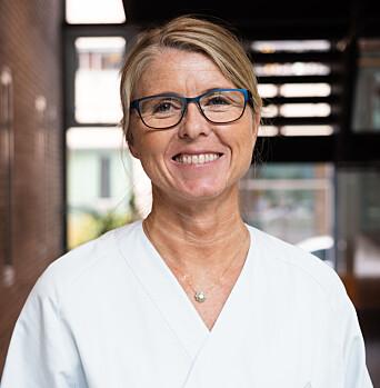 <b>TRENGER GIVERE:</b> Lene Haugnæss er storfornøyd med at studenter som flytter til Trondheim melder seg som blodgivere.
