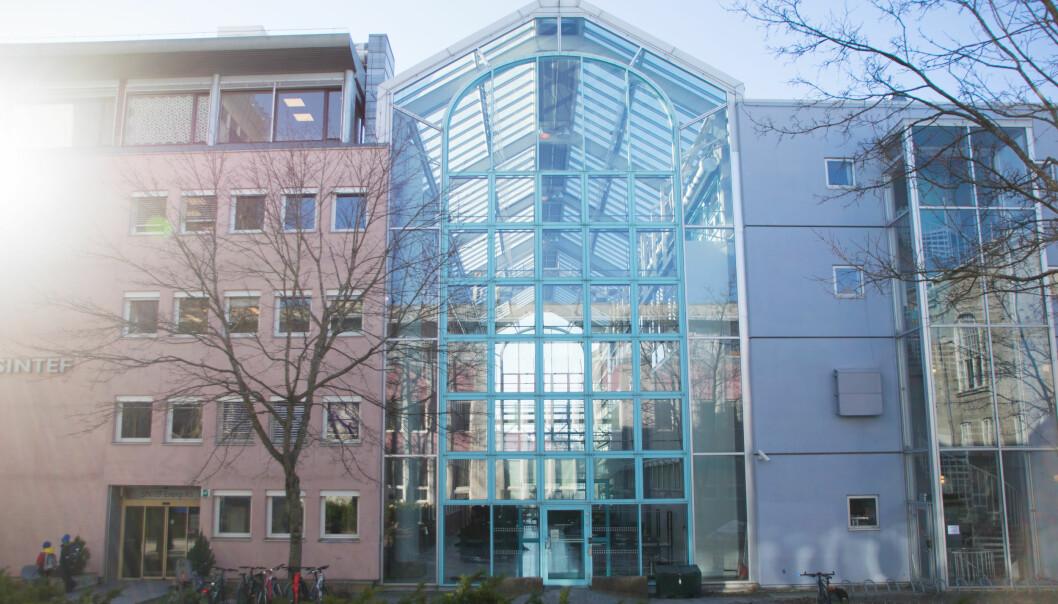 <b>STENGER IKKE ALT:</b> Om NTNU må stenge campus, vil det kun gjelde deler av campus