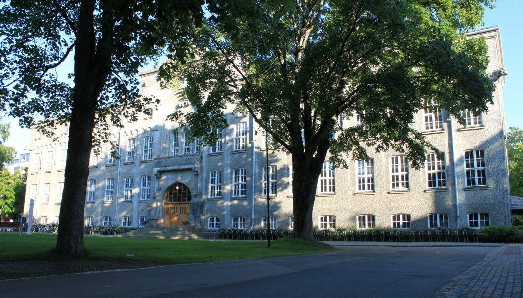 <b>Student i en rød by:</b> Trondheim har nå bikket 50 smittetilfeller de siste to ukene.