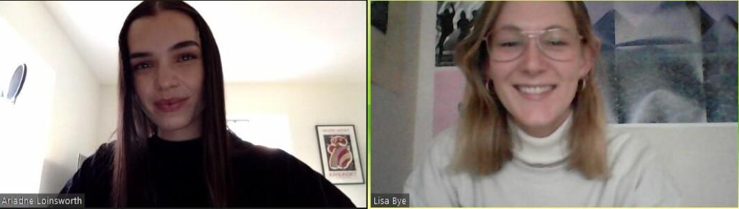 <b>FRA STUA: </b>Vi tok en prat med ARY over videochat.