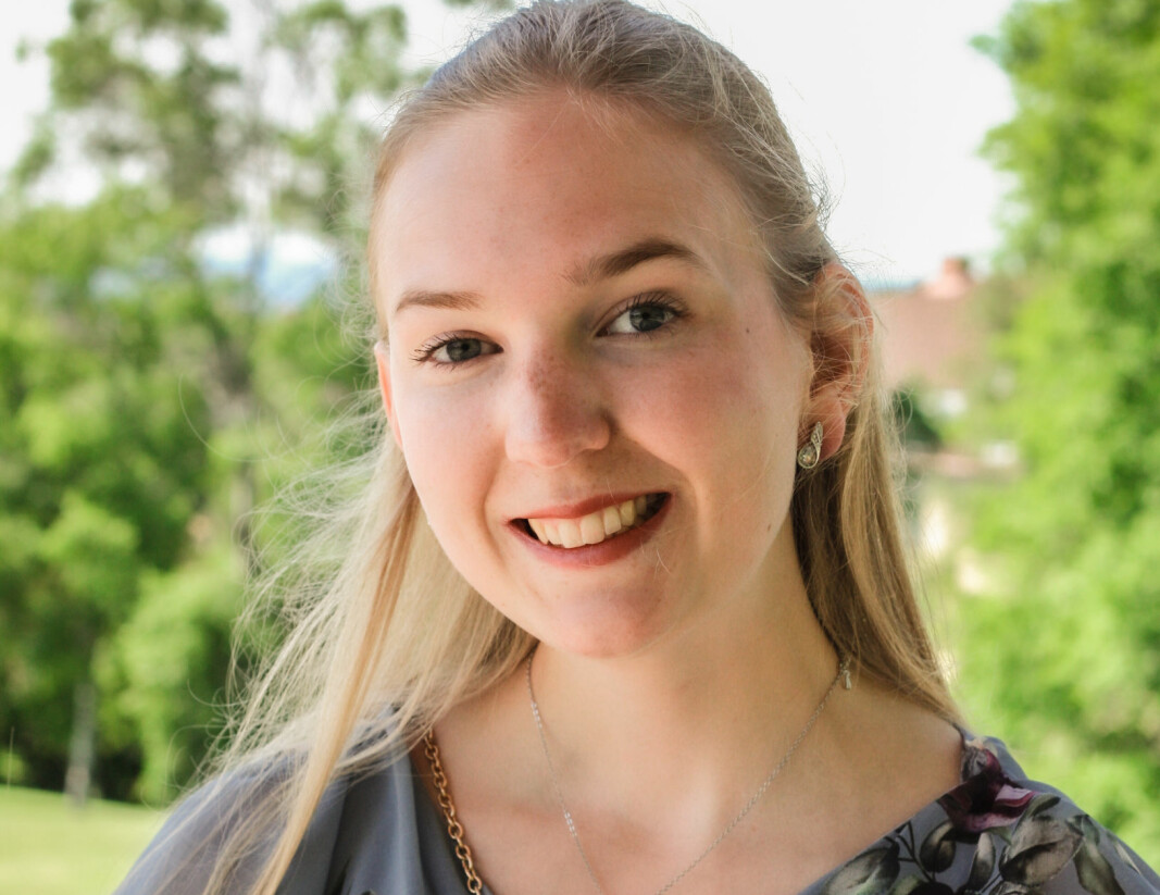 <b>Kritisk til eksamen med 800 andre</b>: Alle jeg har snakket med har vist sterk motstand, forteller Frøydis Indergård.