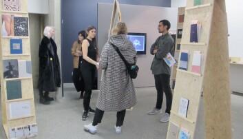 <b>BOKMESSE:</b> TKM Gråmølna huser også en kunstbokmesse
