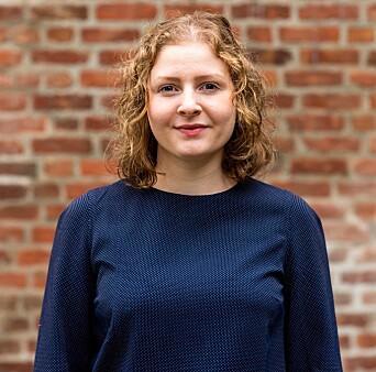 <b>HAR TROEN:</b> Leder av Studentersamfunnet i Bergen, Ingvild Heggertveit Hagesæter, håper at en fusjon kan forenkle administrativ drift.