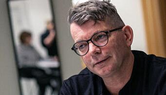 <b>Vektlegger økonomien:</b> Sits Espen Holm begrunner permitteringene med de økonomiske utsiktene til kantinedriften.