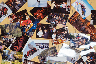 <b>Sosialt fokus: </b>Det sosiale har alltid vært viktig for NTNUI Swing og Folkedans.