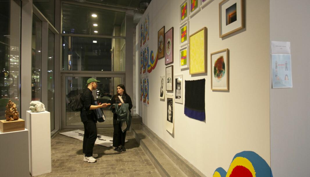 <b>Kunst til studenter:</b> Våre anmeldere var på jakt etter kuntst til studentvennlige priser.