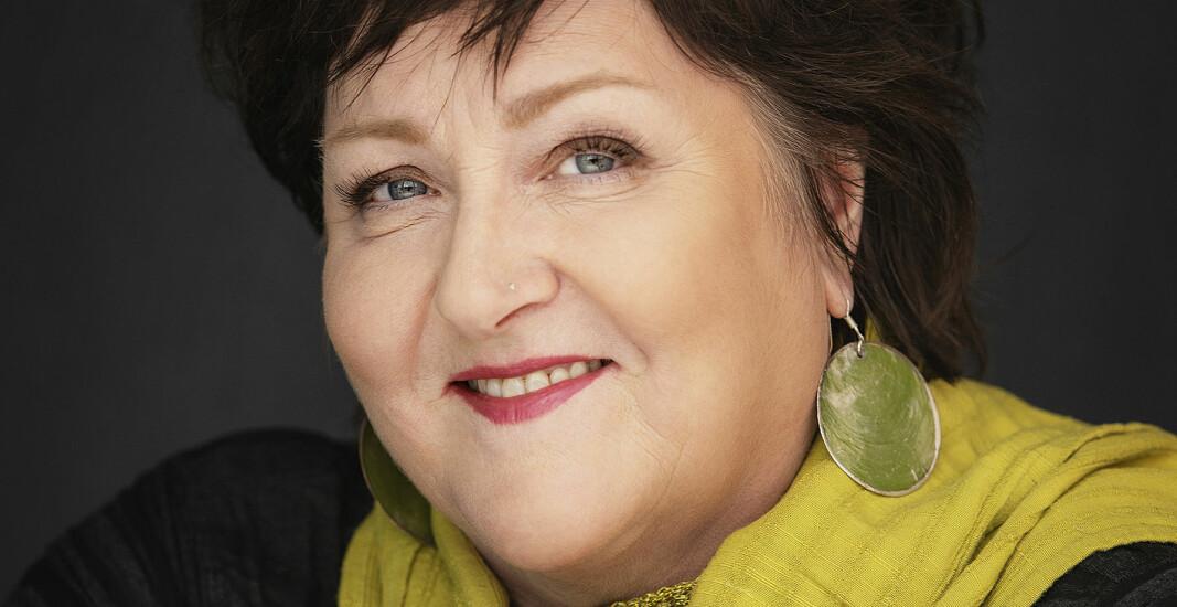 <b>Tidlig jul: </b>Anne B. Ragde begynte å pynte til jul allerede i midten av november