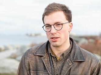 <strong>EVENTYRLYSTEN:</strong> Poeten liker å flytte på seg. De siste årene har han flyttet seg mellom Trondheim, Lillehammer, København, Mexico og Oslo.
