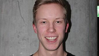 <strong>En annerledes revy</strong>: Sondre Estenstad Bjørsland forteller at SaltRevyen fra starten av ble planlagt for en annelerede avvikling.