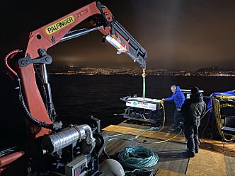 <strong>Vikingskip eller søppel:</strong> Det er gode odds for å finne godt bevarte vikingskip i Mjøsa