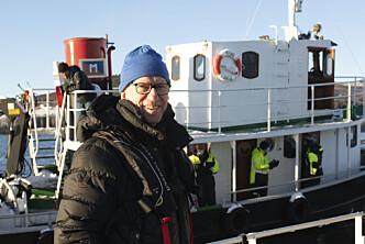 Prosjektet «Digital Mjøsa» startet etter initiativ fra viserektor ved NTNU i Gjøvik, Jørn Wroldsen.