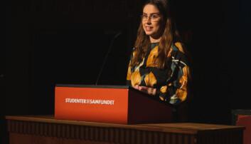 <strong>SIKKERT</strong> <strong>SYSTEM:</strong> – Nå har vi fått testet ut voteringssystemet ved flere anledninger, og kjenner oss trygge på det, forteller Karen Mjør.