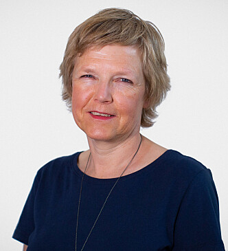 <strong>FORNØYD:</strong> Marit Reitan er godt fornøyd med at NTNU fortsatt er Norges mest populære universitet.