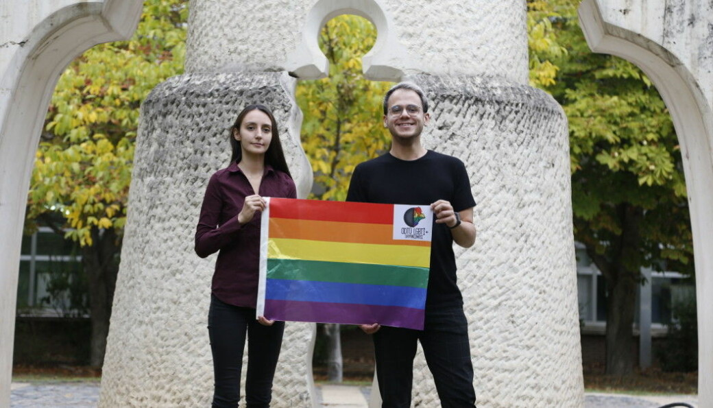 <strong>ACKNOWLEDGED:</strong> The students in METU LGBTI+ Solidarity are awaiting trial for participating in a pride parade in 2019. ISFiT hopes that this prize will shed lights on their work.