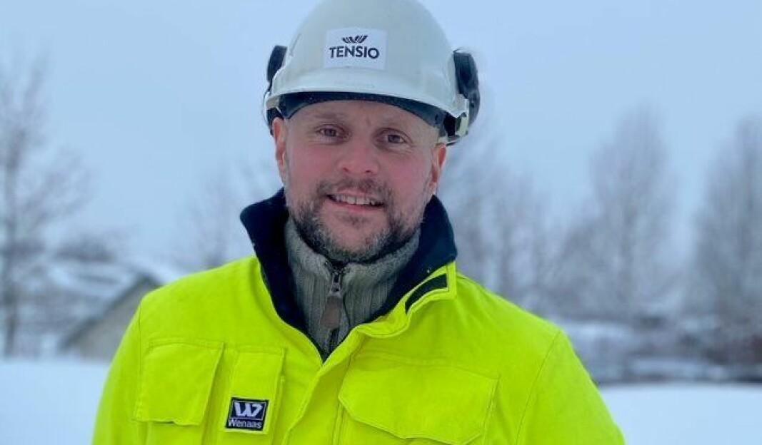 <strong>STRØMREKORD:</strong> Eidem opplyser om at det har blitt satt strømrekord i Norge og Trøndelag i januar