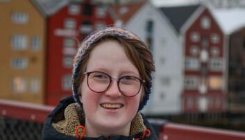 <strong>FØRSTEÅRSSTUDENT</strong>: Etter to år på den klimaorienterte Sund Folkehøgskole, fortsatte Ida Roald Meldal engasjementet.