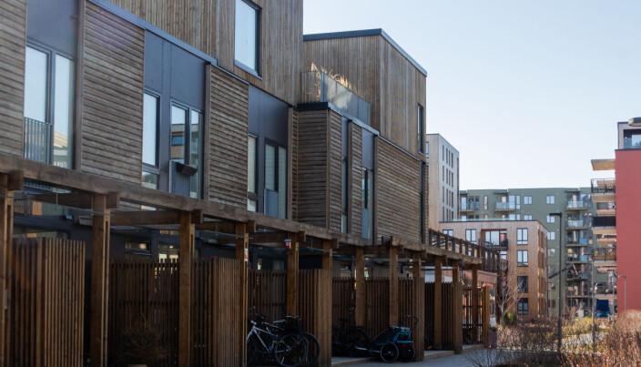 SOVEBY: Faren er at Lilleby kan bli en soveby, men med offentlige rom som folk ønsker å ta i bruk kan bydelen bli levende.