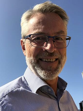 <strong>SOSIALT KONSEPT: </strong>Lars Meland ser fram til utvidelsen av Campus Life på Nardo.