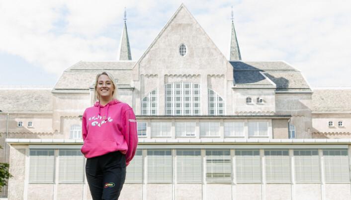 CAMPUS: Jakobsen gleder seg til Aktiv campus