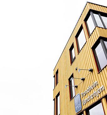 """<span class="""" font-weight-bold"""" data-lab-font_weight_desktop=""""font-weight-bold"""">TAK OVER HODE:</span> Trondheim vandrerhjem har blitt brukt i flere år i Tak over hode-ordningen"""