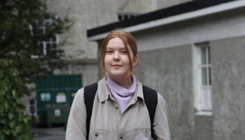 SAMFUNDET: Fanny Øvrebø Næss gleder seg til Samfundet går tilbake til normalen