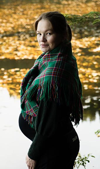 KONSERT: Marje har samarbeidet med Kork på albumet.