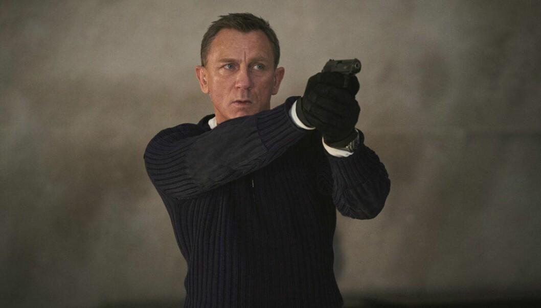 Daniel Craig gjør sin siste rolle som alles favorittagent.