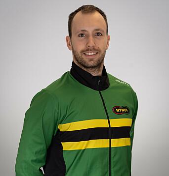 IMPONERT: Trener Mathias Strømmen var svært fornøyd med laget sitt.